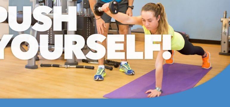 Gym Banner - www.ClubMedAcademies.com