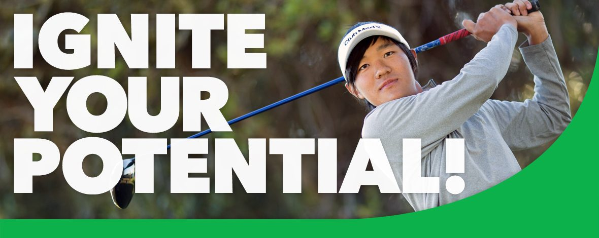 Golf Banner - www.ClubMedAcademies.com