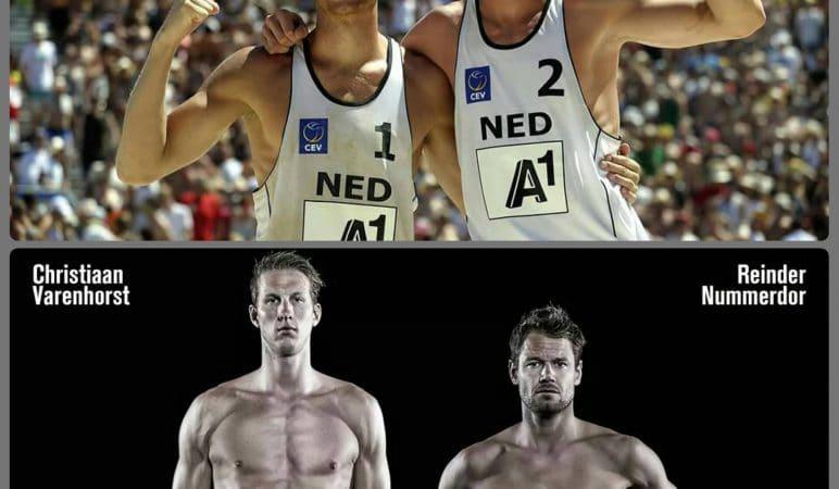 Club Med NVL Volleyball Academy - Dutch National Team - www.ClubMedAcademies.com