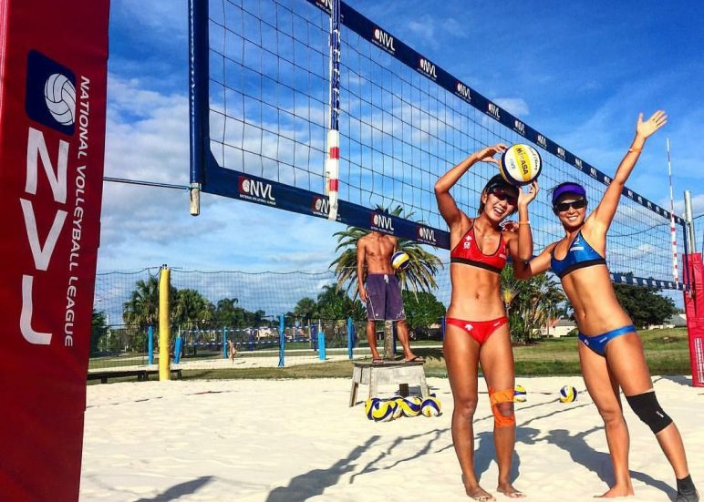 Club Med NVL Volleyball Academy - Pro Japan