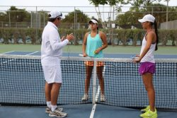 Tennis Academy - Coaching with Alvaro - www.ClubMedAcademies.com