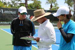 Gabe Jaramillo, Alvaro Bedoya, Brayan Garcia - Tennis Coaches - www.ClubMedAcademies.com