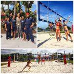 Club Med NVL Volleyball Academy - Japanese National Team - www.ClubMedAcademies.com