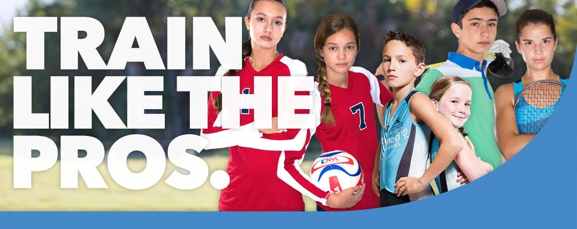 Junior Programs Banner - www.ClubMedAcademies.com
