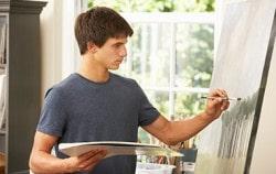 Arts Page - Painting - www.ClubMedAcademies.com