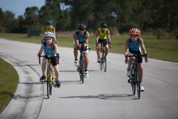 Biking camps for adults