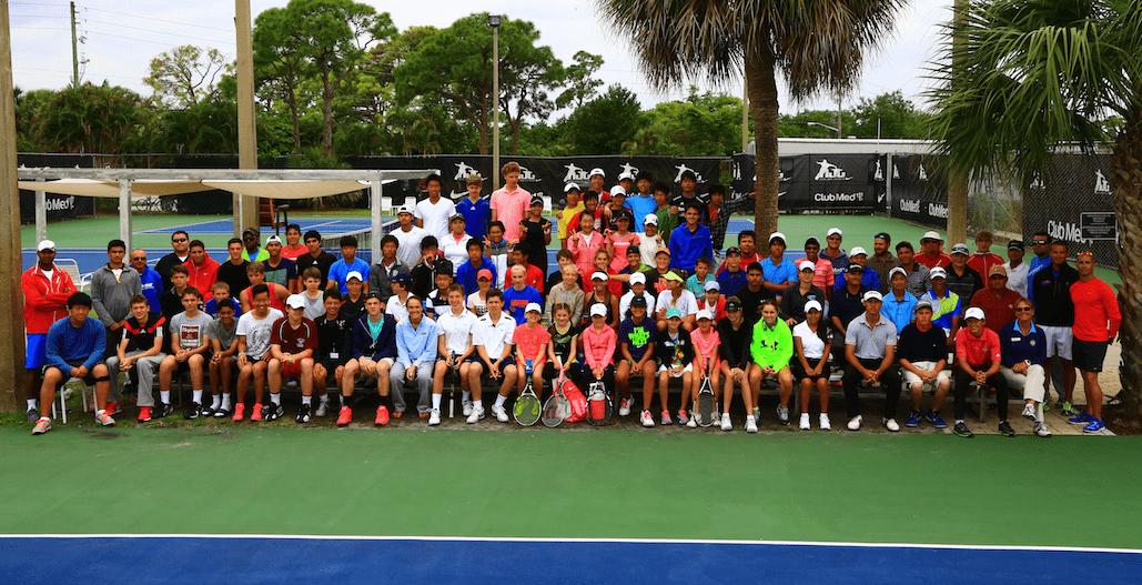 Club Med Tennis Academy Junior Tennis Camp