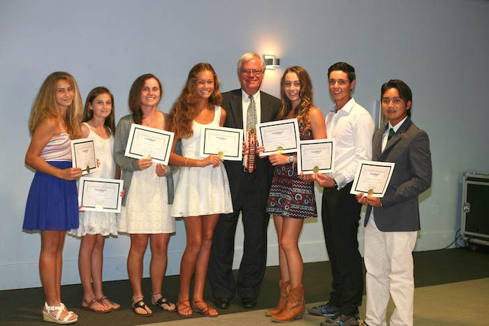 National Honor Society - Academic Achievements at Club Med Academies - www.ClubMedAcademies.com