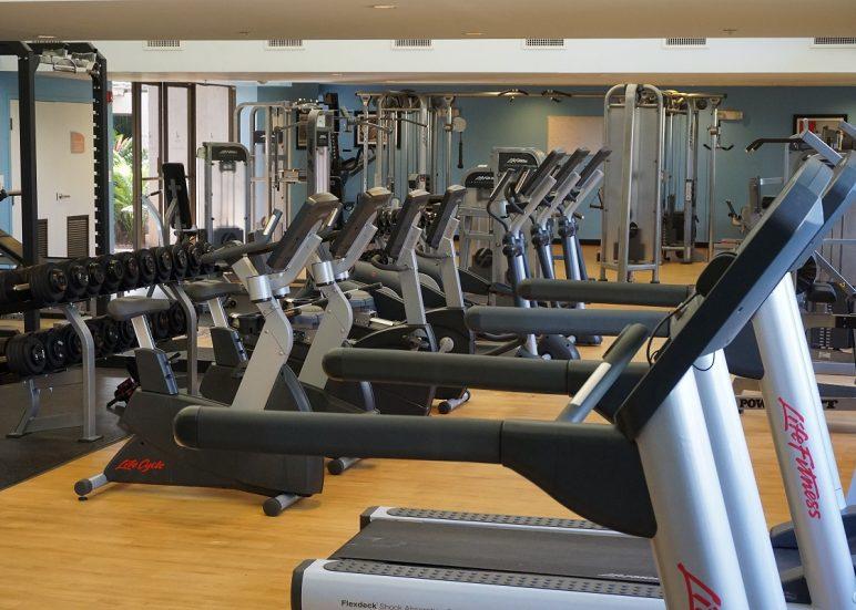 Gym - www.ClubMedAcademies.com