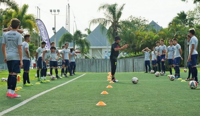Pedro Magallanes - Coaching Top National Team - www.ClubMedAcademies.com