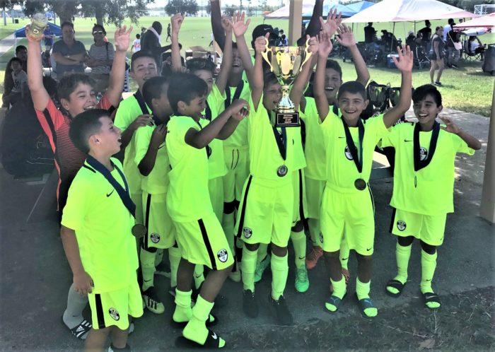 Club Med Academies Soccer