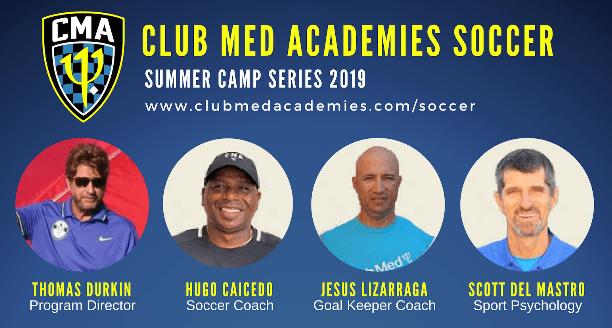 Club Med Academies - Soccer Staff