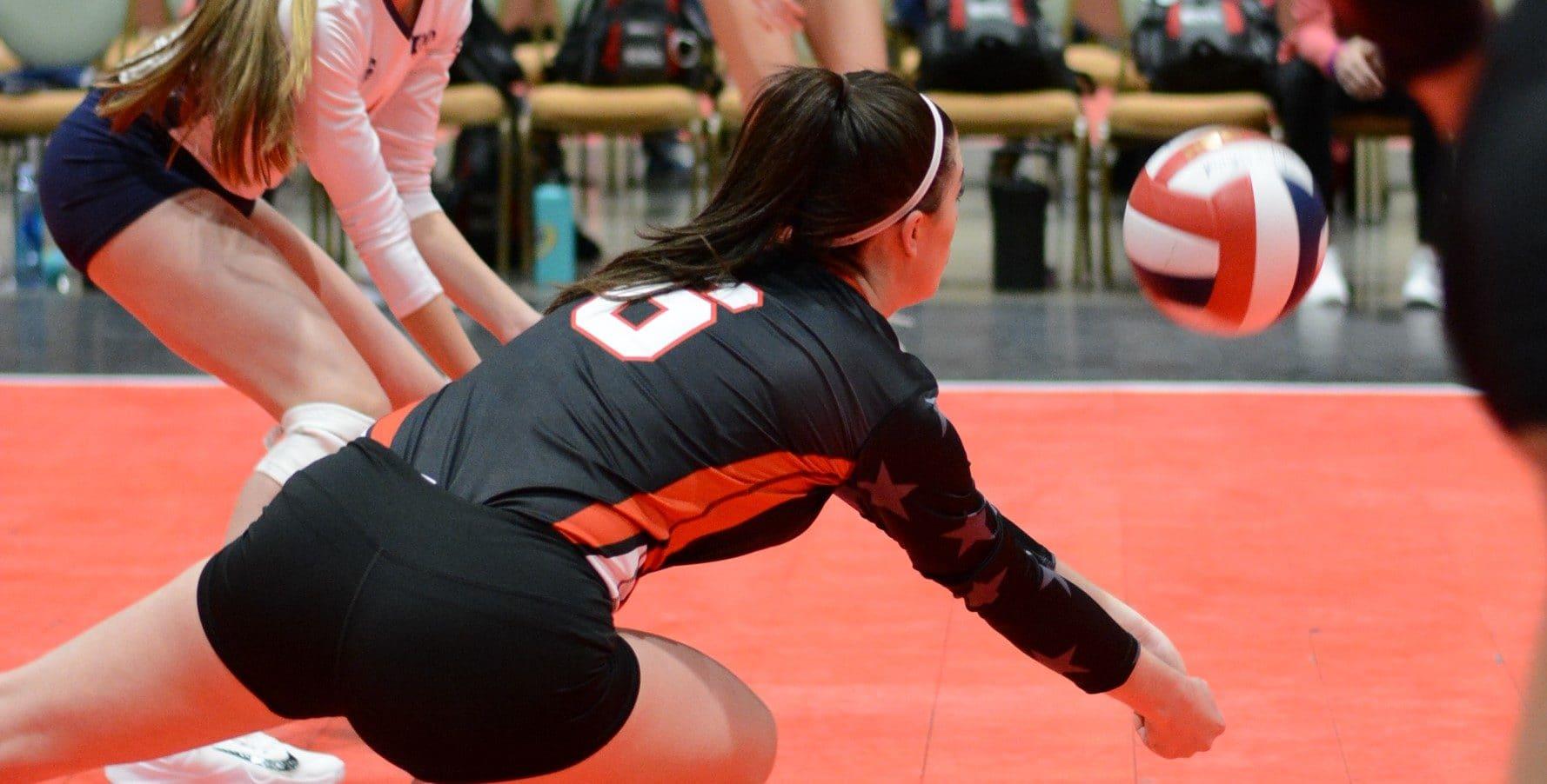Dig Deep - Club Med Academies Indoor Volleyball