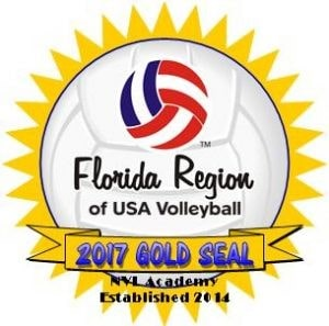 Florida Region Gold Seal