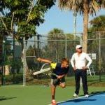 Deacon Dussault - Club Med Academies Tennis (CMA)