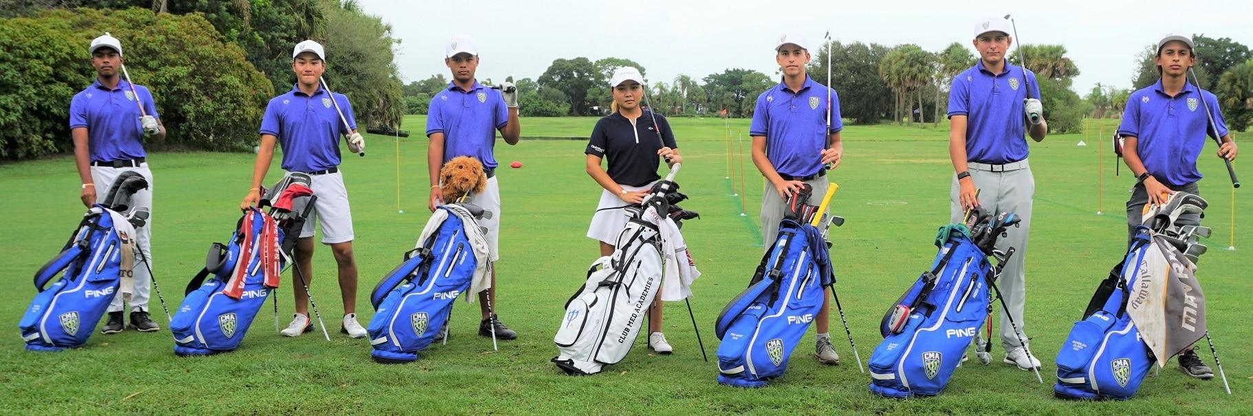 Club Med Academies - Golf