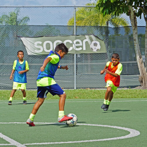 soccer summer camp